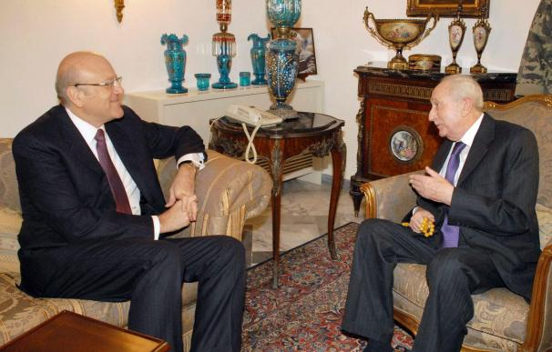 Mikati inicia sus consultas para formar Gobierno en el Líbano