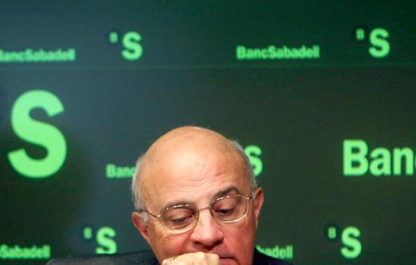 El Banco Sabadell ganó 380 millones en 2010, un 27 por ciento menos, por las dotaciones