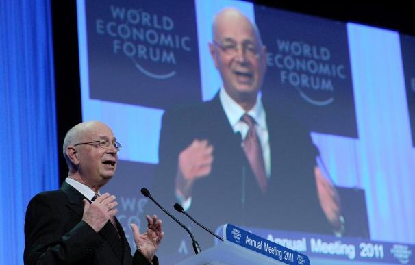 Calderón y Santos se suman hoy a los debates del Foro de Davos