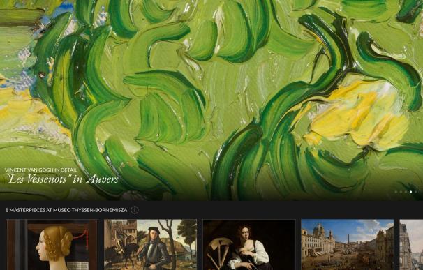 "El Museo Thyssen-Bornemisza digitaliza ocho obras en ""súper alta revolución"" para revelar detalles inapreciables"