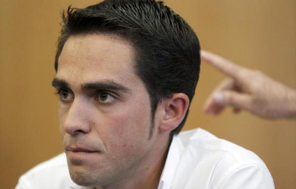 Alberto Contador da su opinión sobre la sanción