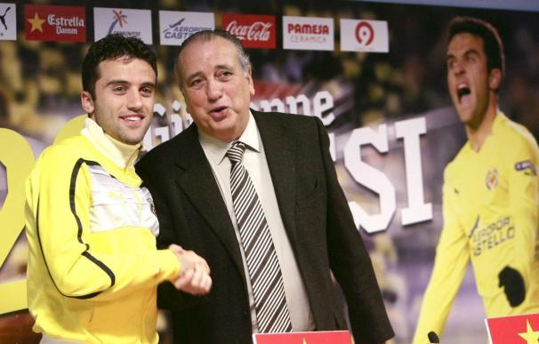 Rossi amplió su contrato hasta el 2016