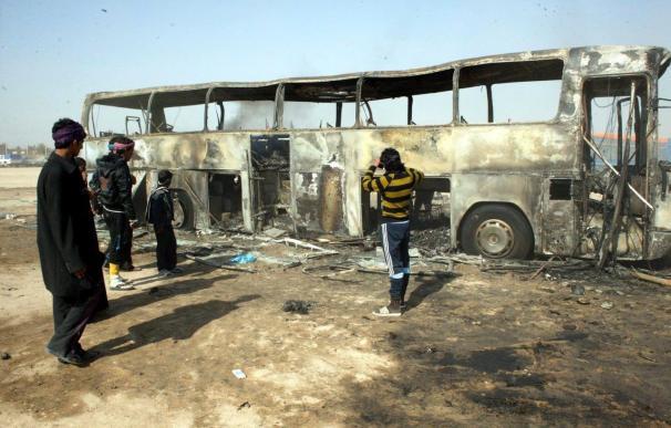 Mueren 15 personas y 30 resultan heridas en un atentado en Bagdad