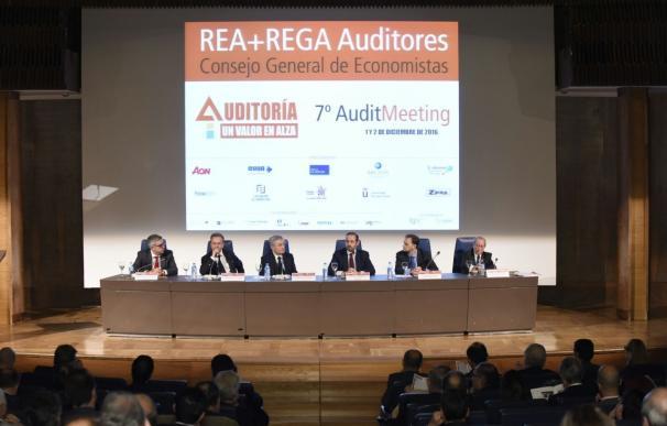 Los auditores solicitan a Economía un reglamento que corrija las deficiencias técnicas de la Ley de Auditoría