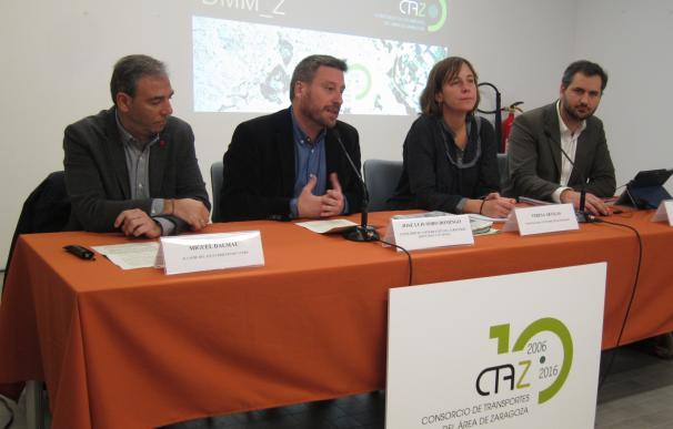 El CTAZ plantea pasar de 20 a 31 líneas de bus en el área metropolitana