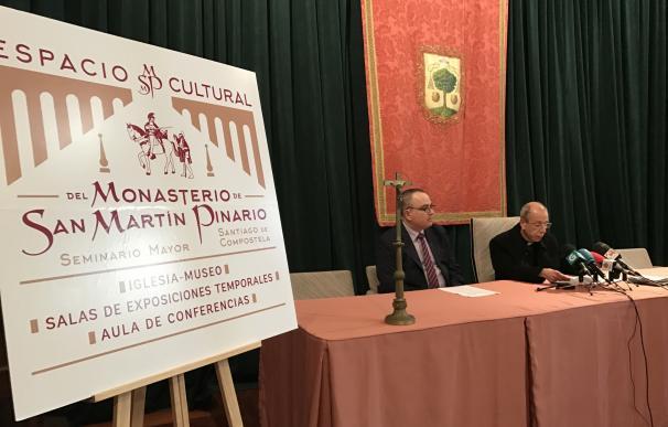 Música clásica, bandas sonoras de cine y folk llenarán iglesia y monasterio de San Martín Pinario los próximos meses