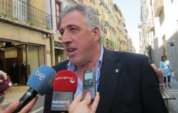 """El Ayuntamiento de Pamplona presenta un presupuesto de 196,5 millones para 2017 """"primando"""" gasto social"""