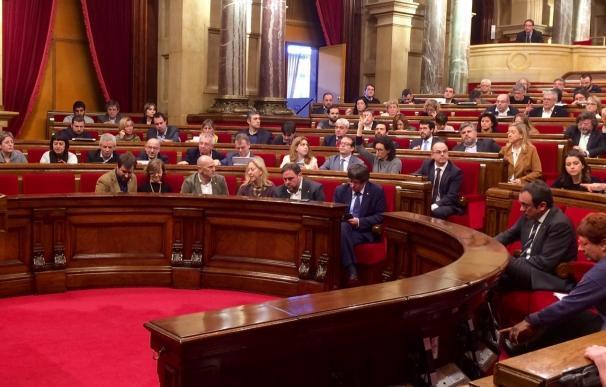 Fiscalía pide al Parlament que aporte informes jurídicos por el caso Forcadell