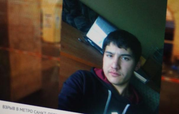 El autor del ataque en San Petersburgo, un joven ruso nacido en Kirguistán