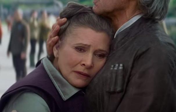 Muere Carrie Fisher, la mítica princesa Leia, a los 60 años tras llevar días ingresada