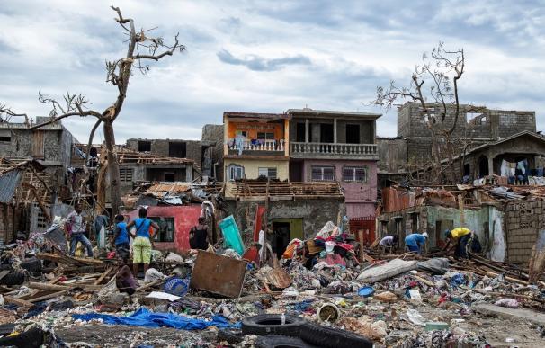 Más de la mitad del mundo ha sufrido desastres naturales en 2016
