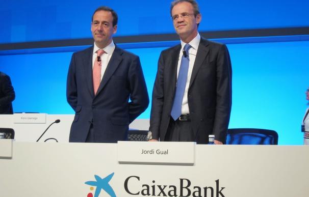 La junta de accionistas de CaixaBank aprueba pagar un dividendo de 0,06 euros el 13 de abril