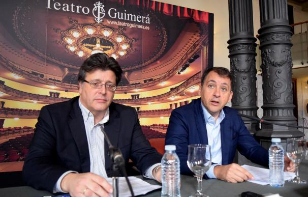 El Teatro Guimerá ofrecerá 34 propuestas el primer semestre del año