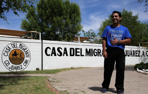 Roberto Beristain, inmigrante expulsado de EEUU
