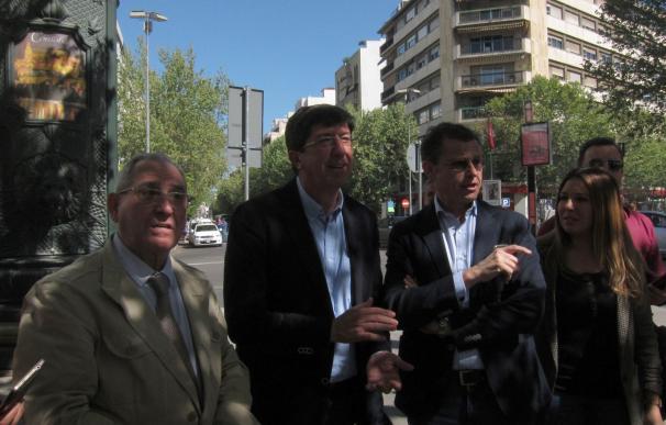 """Marín (Cs) apoya """"dar respuesta"""" a los empresarios ante """"la carencia"""" de inversiones y el destino de recursos públicos"""