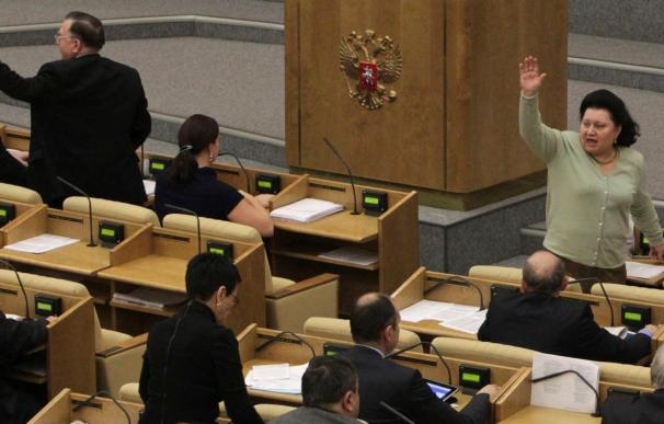 La Cámara alta de Parlamento ruso ratifica el tratado de desarme nuclear START