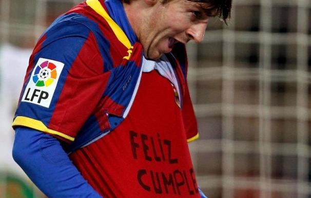 El Barça recurre la sanción a Messi