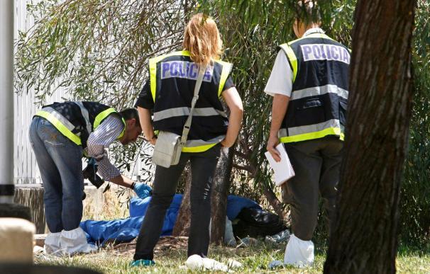 Investigan la muerte de un indigente en una obra de Alicante