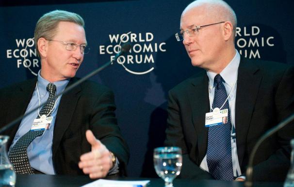 El Foro de Davos insta a una mayor acción colectiva para afrontar los riesgos