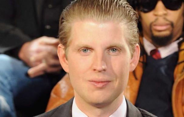 Eric Trump, hijo del presidente de EEUU