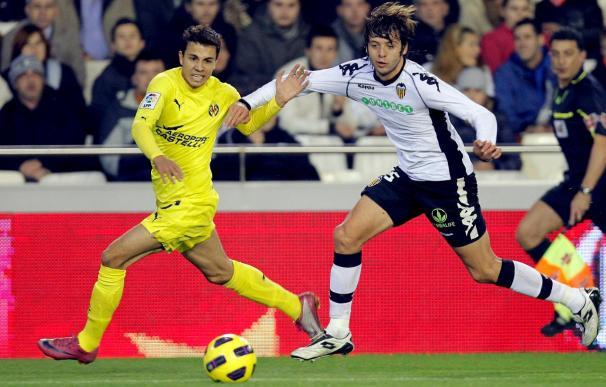 """El delantero Nilmar del Villarreal dice """"ahora me siento bien para completar la temporada"""""""