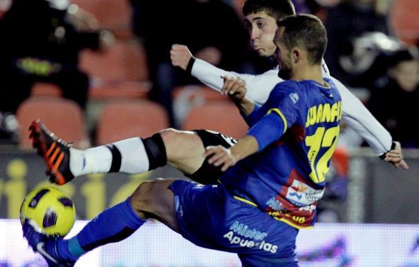 """Juanfran dice que """"el equipo va a dar un paso al frente"""""""