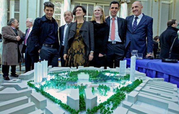El Parque Central de Valencia será de los más sostenibles de Europa al producir su energía
