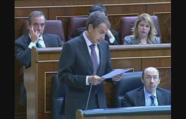 Zapatero dice que no va ser fácil reducir el paro juvenil