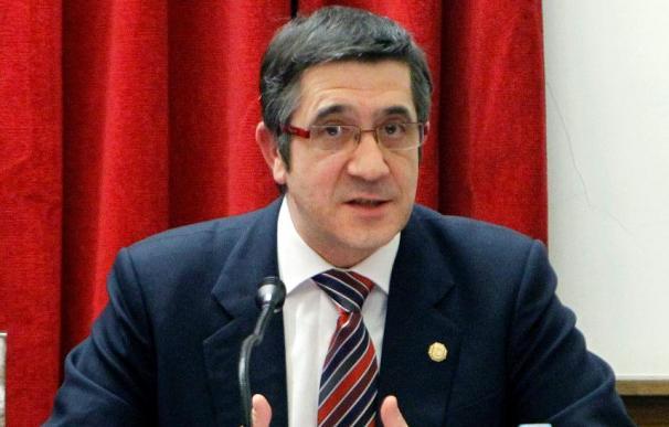 """El lehendakari cree que """"no hay clima"""" en Euskadi para una huelga general"""