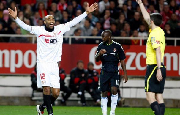 0-1. El Real Madrid ve cerca la final tras vencer al Sevilla
