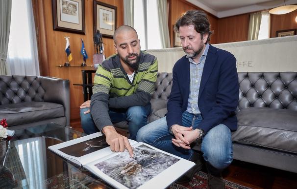 El tinerfeño Iombi García, elegido entre los 90 mejores fotógrafos del mundo por la plataforma One Eyeland