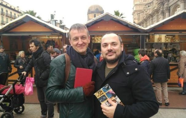 Rivarés participa en la iniciativa de fomento a la lectura 'Libros que Importan'