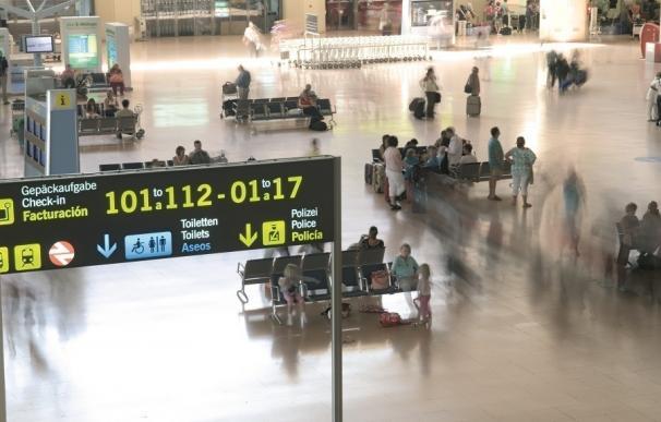 Las aerolíneas programan más de 21 millones de asientos y 128.300 vuelos en aeropuertos en temporada de verano