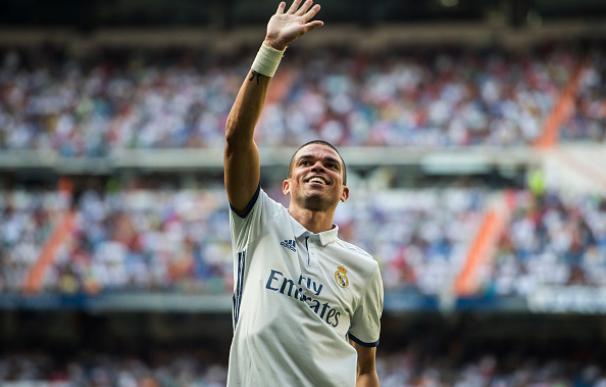 El Hebei chino le dobla el sueldo a Pepe, que se plantea dejar el Real Madrid