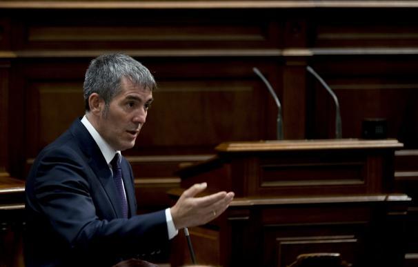 Clavijo consensuará con los portavoces parlamentarios la postura de Canarias en la Conferencia de Presidentes