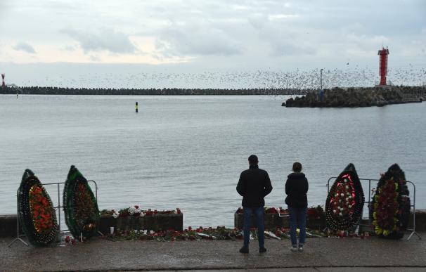 El Kremlin no descarta un atentado en el accidente del Tupolev aunque no sea la principal hipótesis