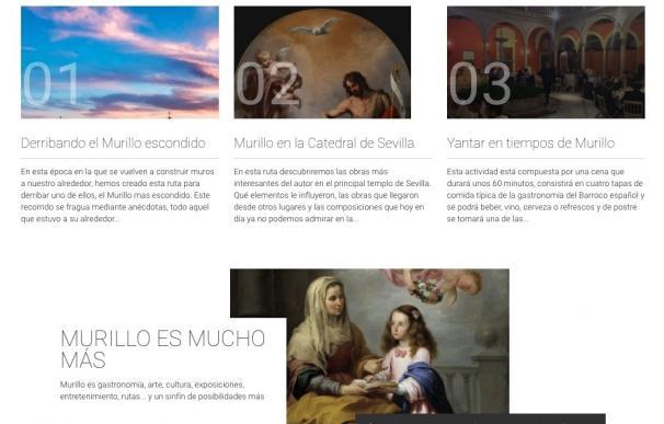 Unas 20 empresas turísticas crean una plataforma con actividades vinculadas a la figura de Murillo