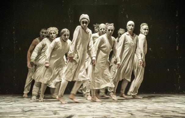 La obra maestra de Maguy Marin 'May B' abrirá la VI edición del festival 10 Sentidos en el Teatro Principal