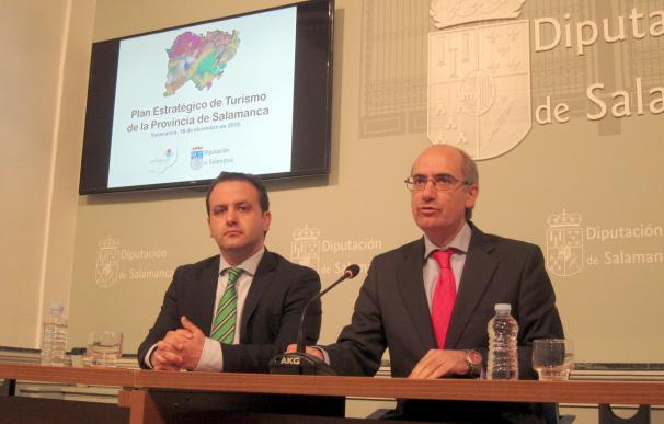 La Diputación de Salamanca pone en marcha un plan estratégico de turismo dotado con 2,4 millones de euros
