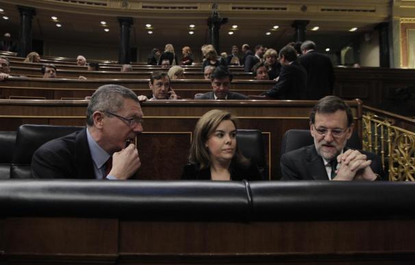 La reforma de la ley llegará al Congreso tras las elecciones europeas