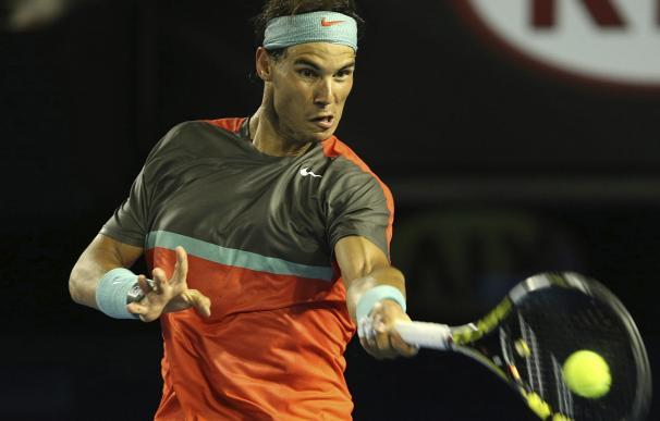 Nadal - Federer: las espectaculares fotos de la semifinal del Open de Australia