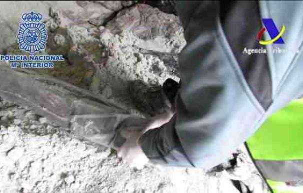 Intervenidos 277 kilos de cocaína gracias a la ayuda ciudadana en la Red