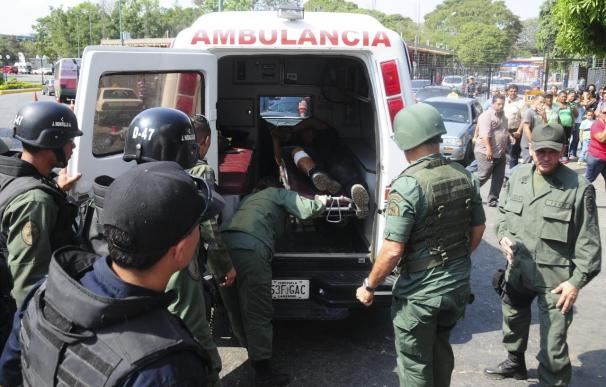 Al menos 54 muertos y 80 heridos en un motin en una cárcel venezolana