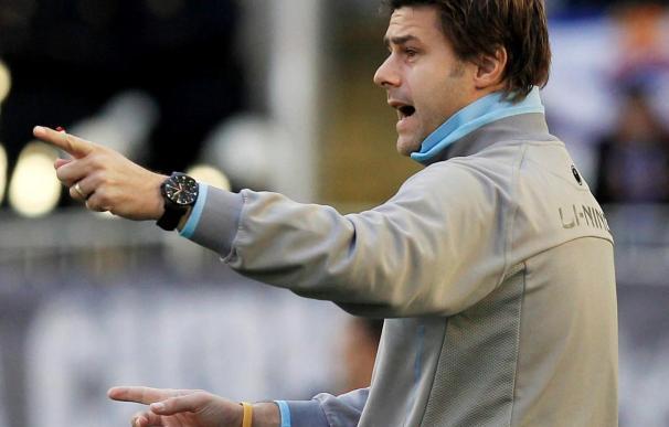 """Pochettino asegura que el Espanyol tiene una """"entereza"""" que ha visto """"pocas veces"""""""