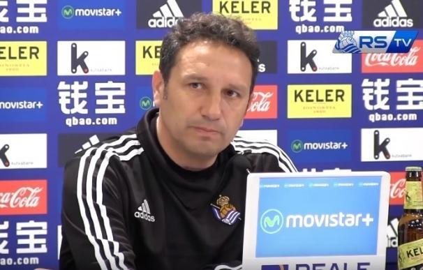 """Eusebio Sacristán: """"Nos vamos a enfrentar a un rival que está en una situación difícil"""""""