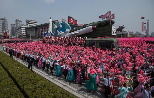 """Corea del Norte dice que está preparada para la """"guerra total"""""""