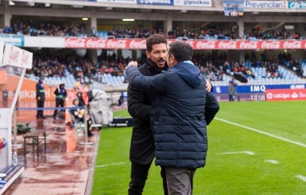 """Eusebio: """"Ganar al Atlético sería un refuerzo anímico enorme"""""""