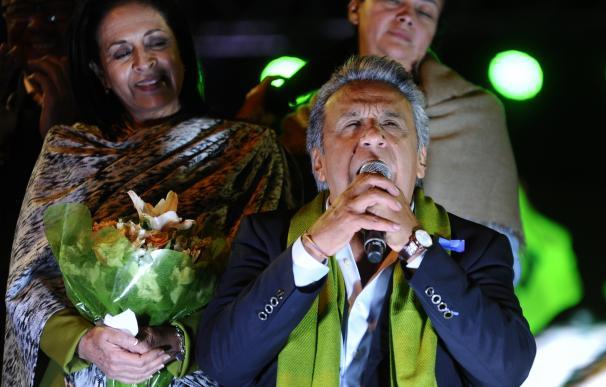 Lenín Moreno gana las elecciones en Ecuador entre acusaciones de fraude