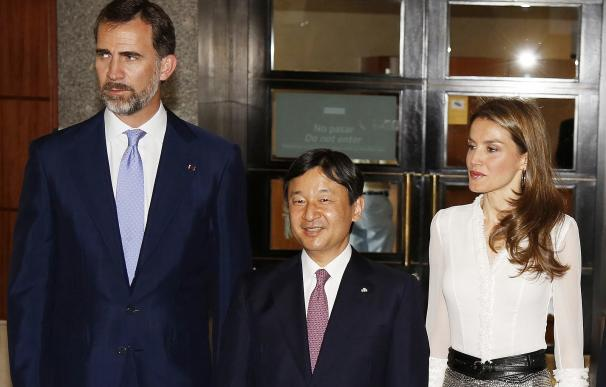 Los Reyes Felipe y Letizia, la nueva esperanza para los negocios entre España y Japón