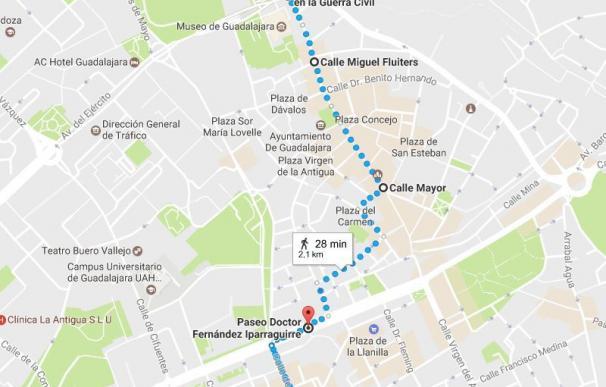 Cabalgata de Reyes en Guadalajara 2017: Horarios y Recorridos